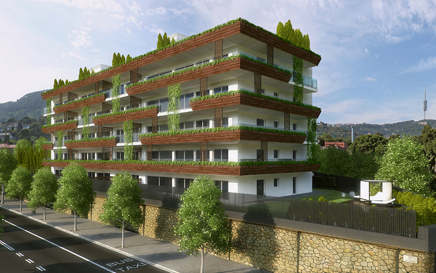 one pedralbes house barcelona20