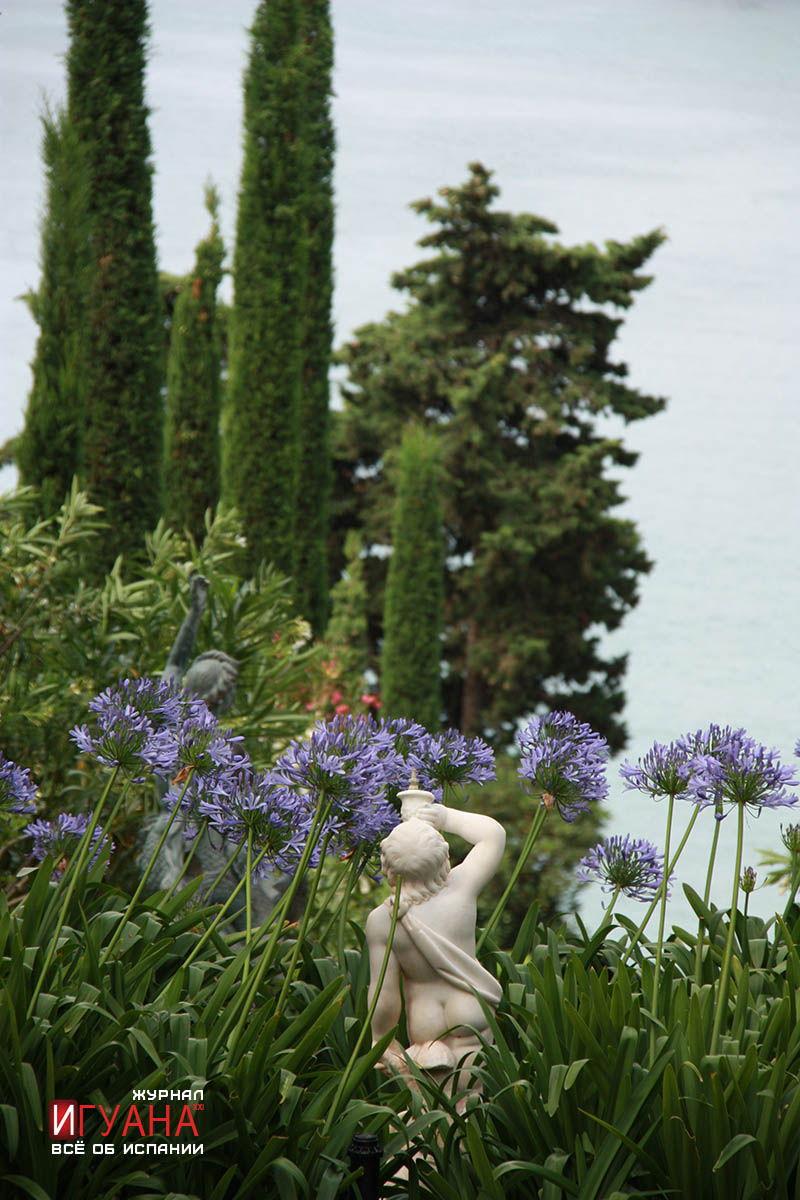 Сады санда клотильде