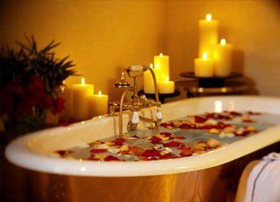 Ароматерапия - ванная