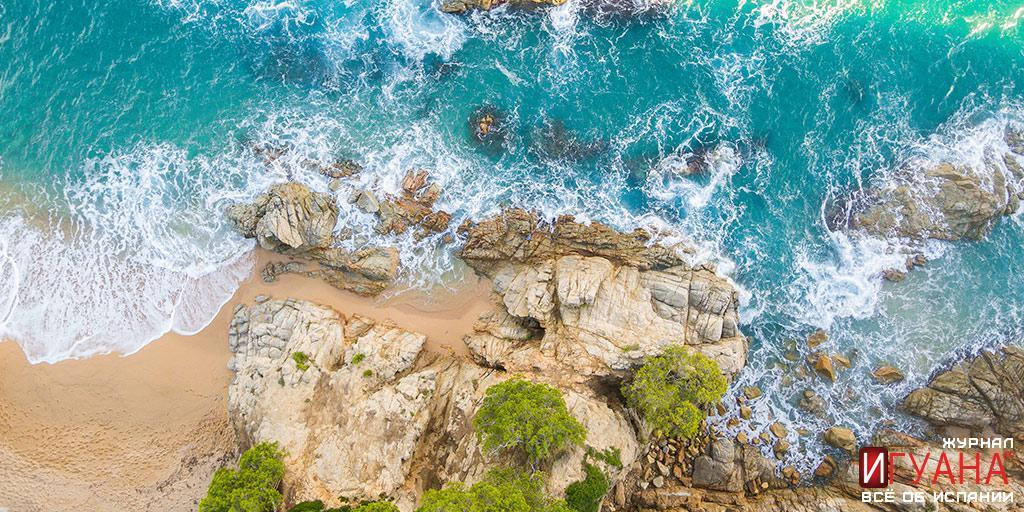 Курорты Испании - Коста Брава