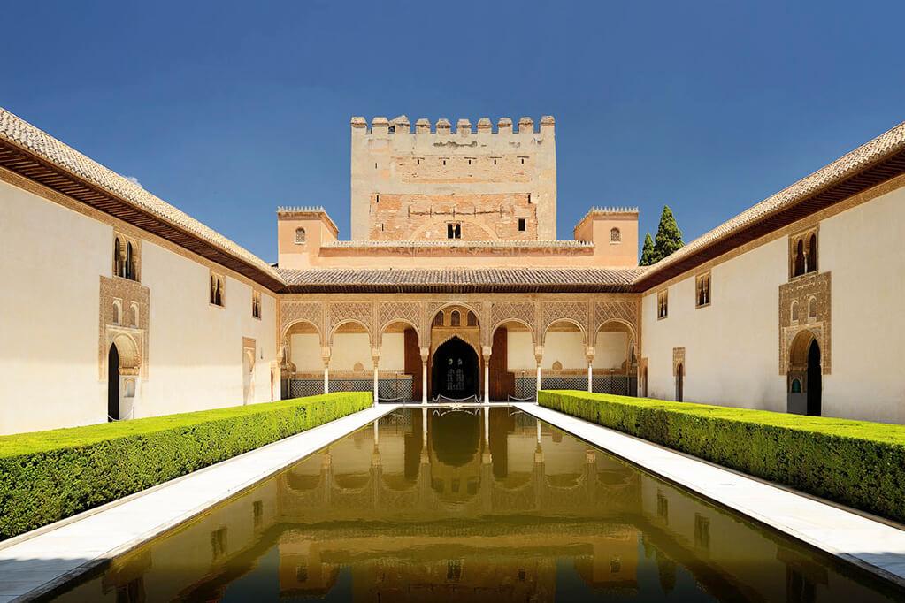 Дворец Юсуфа - Миртовый дворик
