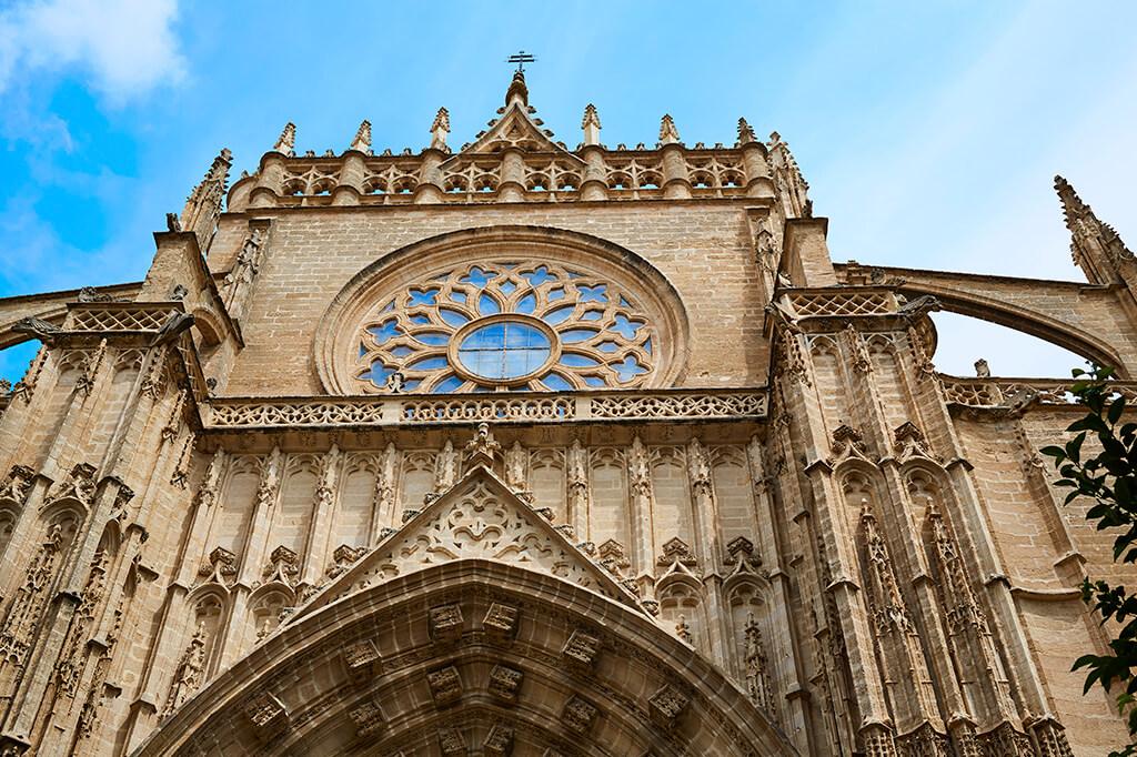 Кафедральный собор Севильи