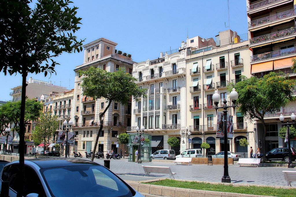 Таррагона - улицы
