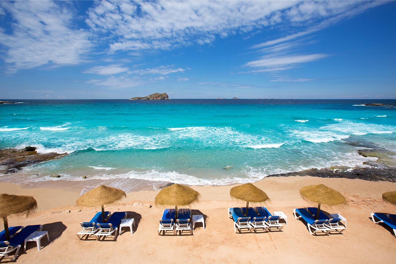 Пляж на Ибице