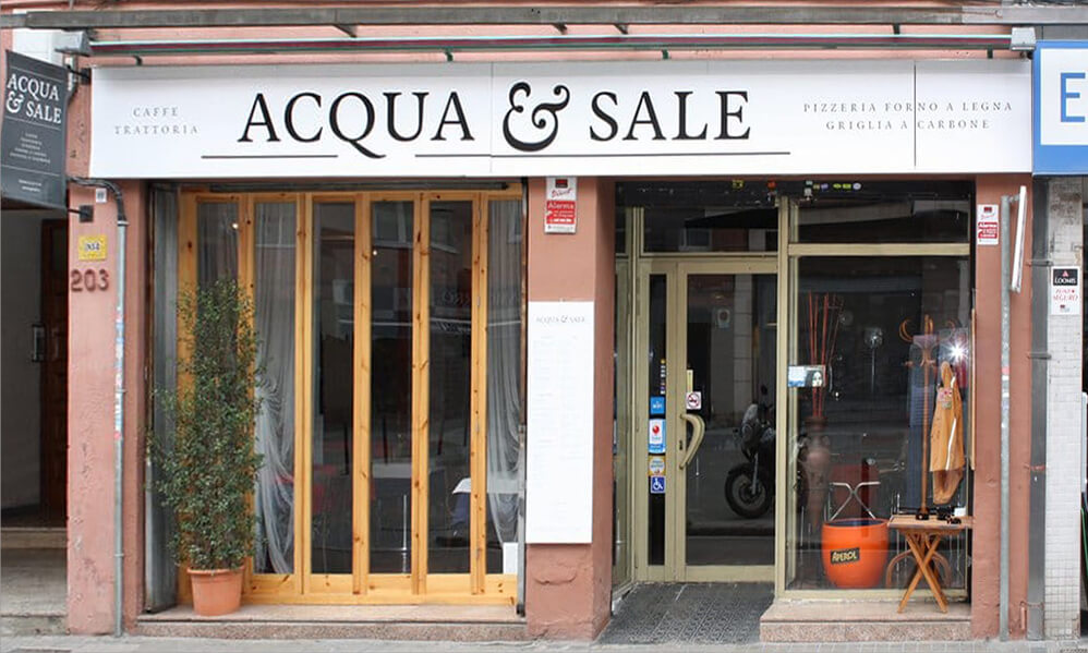 Ресторан ACQUA & SALE