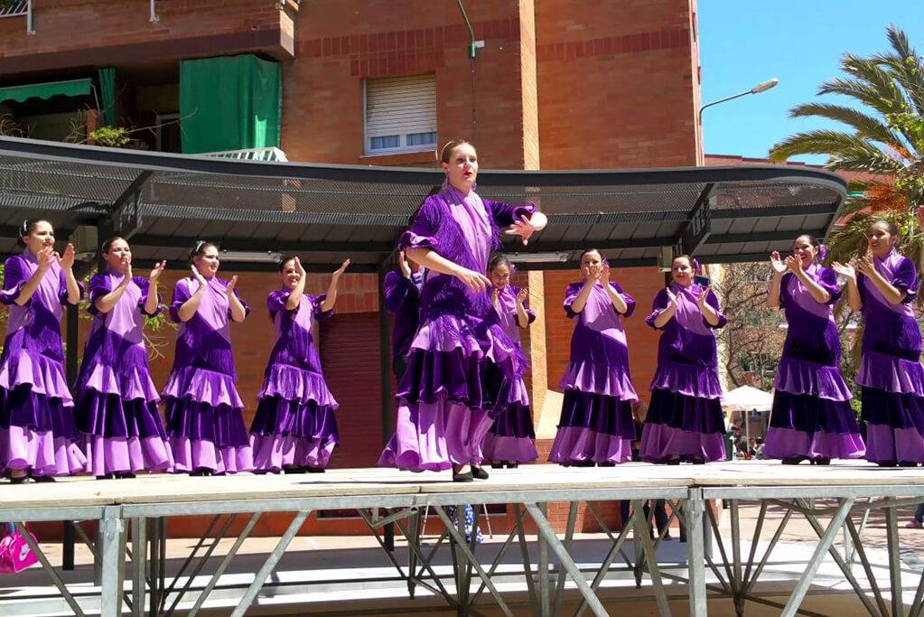Малага - Cruz de mayo