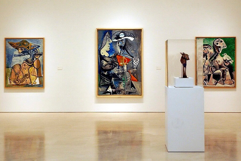 музей Пабло Пикассо