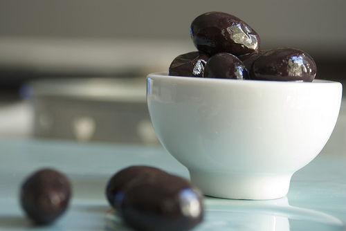 Маслины по-арагонски