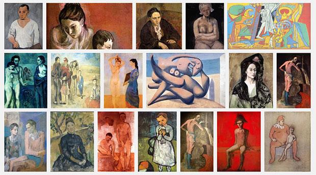 Пабло Пикассо - Розовый период